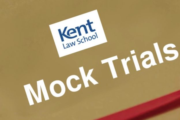 Kent Law School mock trials