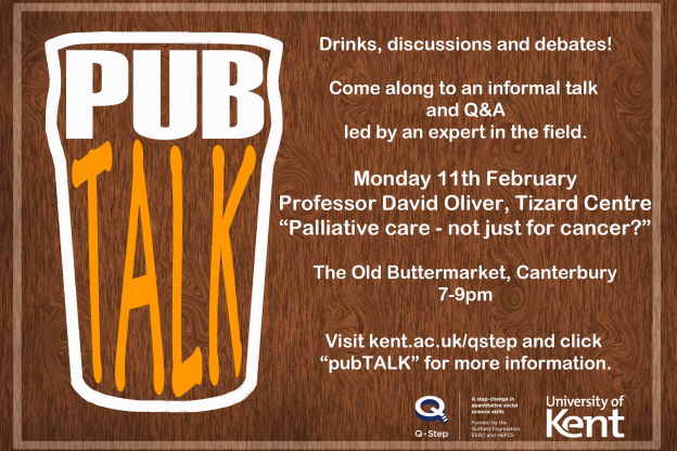 pubTalk - 11 February 2019