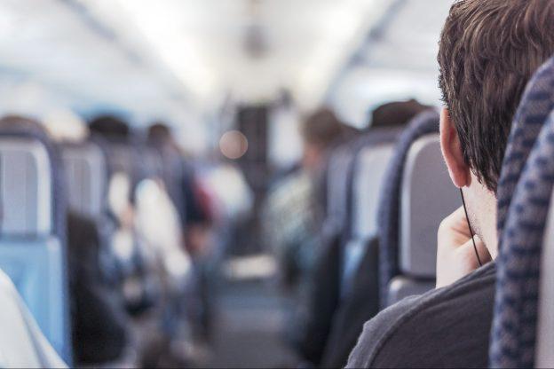 aeroplane passenger