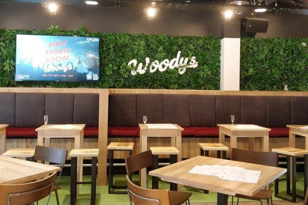 Woodys new image