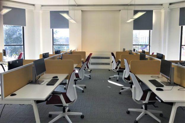 Postgraduate study centre, Canterbury campus