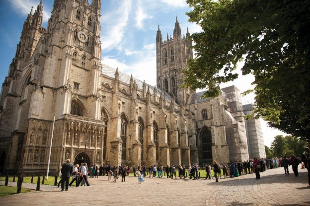 Photo of Canterbury Catherdral