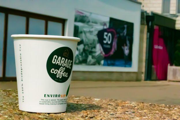 Garage Coffee at the Gulbenkian