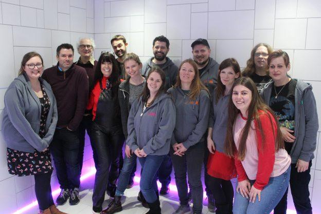 Team photo of SARD 2019