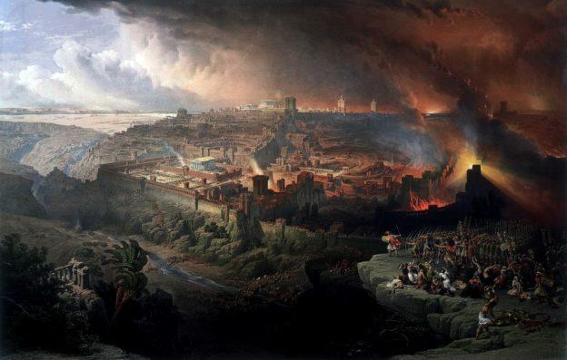 Axel Destruction of Jersusalem