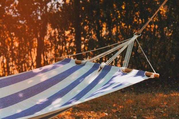 photo of hammock outdoor