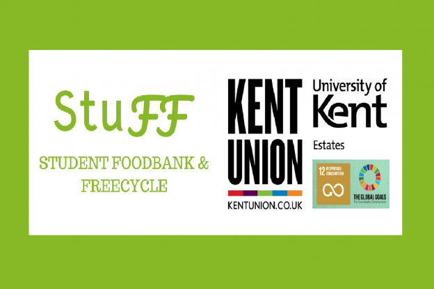Student Foodbank And Freecycle Donations Staff And Student