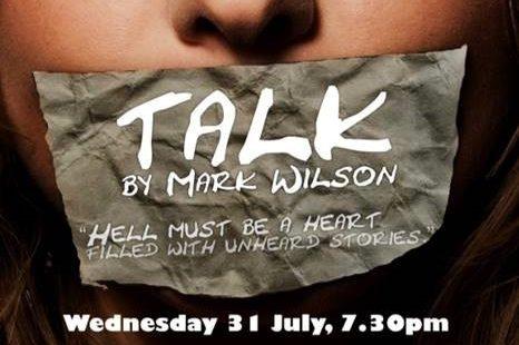 Talk-poster