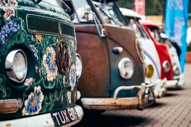 Van vehichels Volkswagen