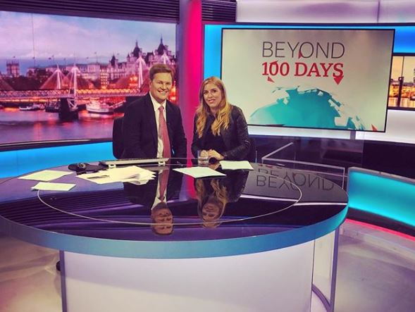 Dr Kaitlyn Regehr on the BBC