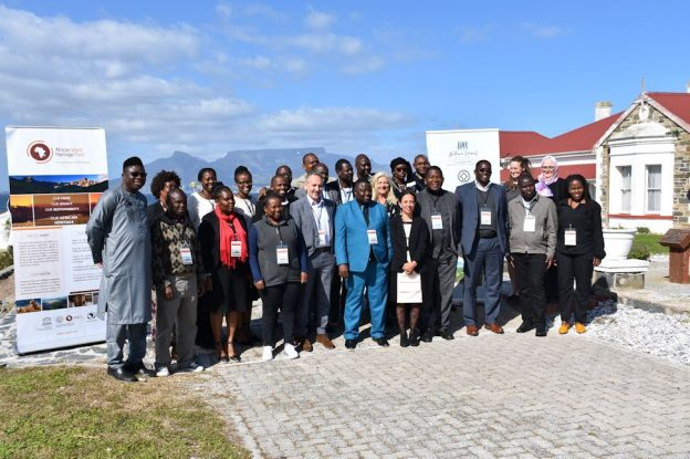 GROUP Photo-workshop Robben island