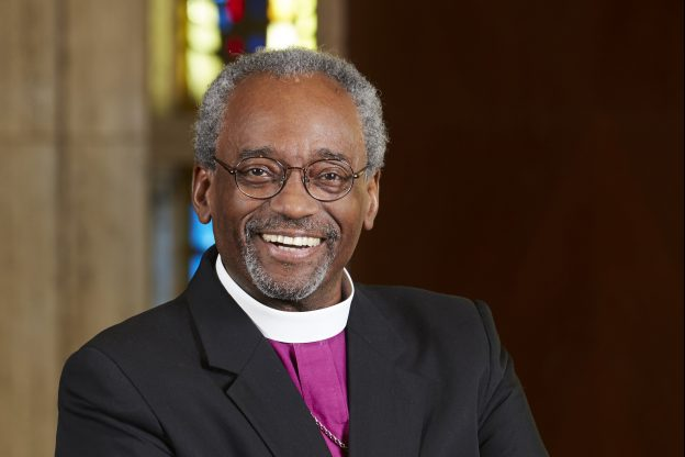 The Most Reverend Michael B Curry