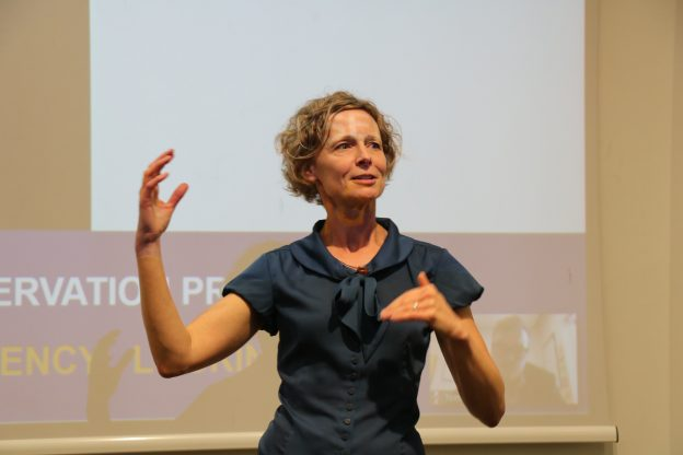 Professor Tracy Kivell