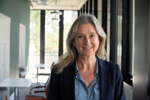 Photo of Prof Lydia Hayes