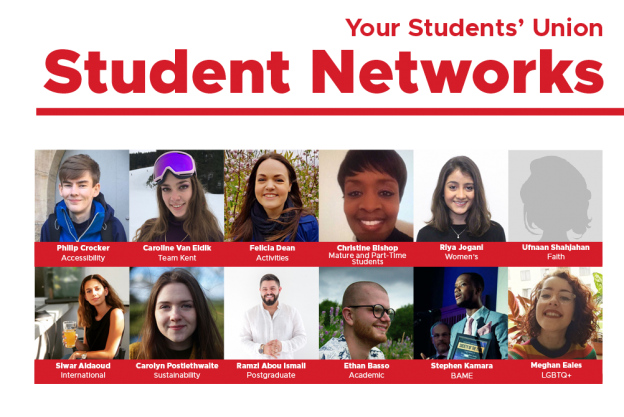 student networks images of each network chair