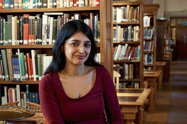 Professor Amina Memon