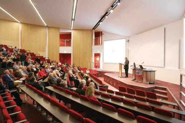 Lecture talk