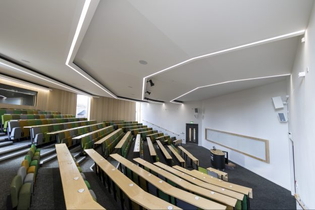 Lecture Hall at the University of Kent