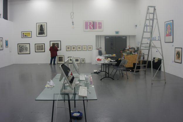 New Studio 3 gallery exhibition