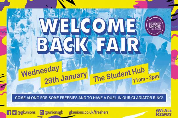 Welcome back fair