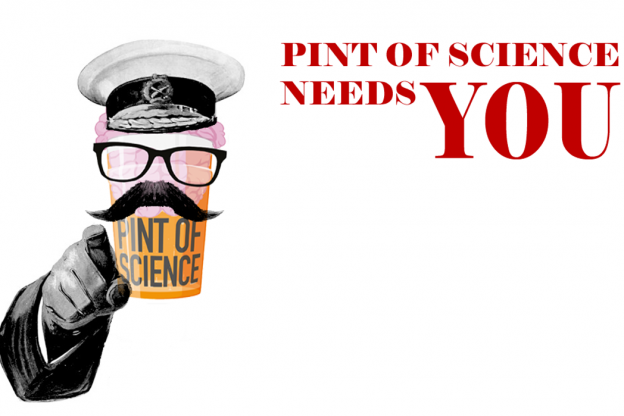 Pint of Science recruitment