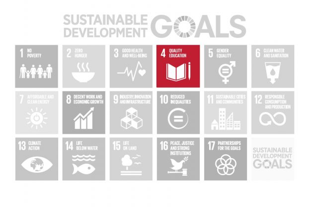 Sustainability Development Goals logo 2