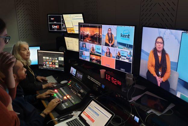 Screens at KMTV