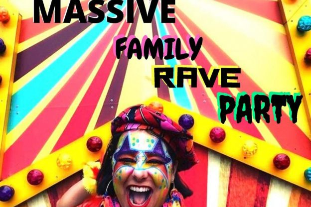 Brigitte-Aphoridites Massive Family Rave Party