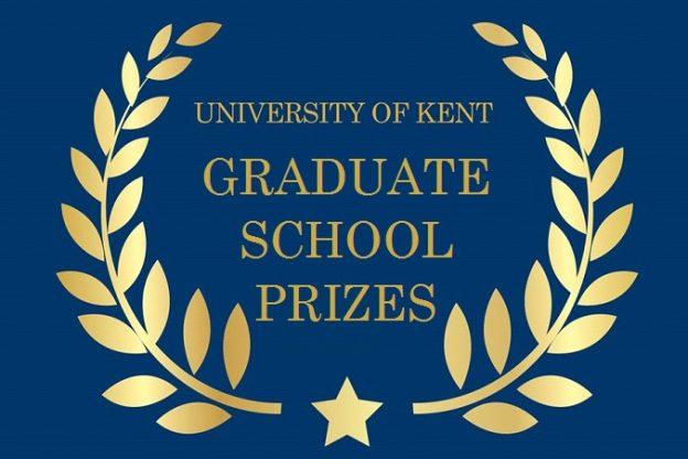Logo for University of Kent Graduate School Prizes 2020