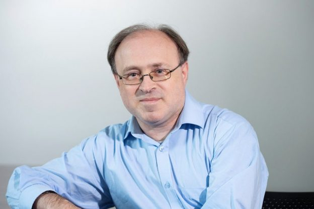 Dr Paul March-Russell, lecturer in the Department of Comparative Literature