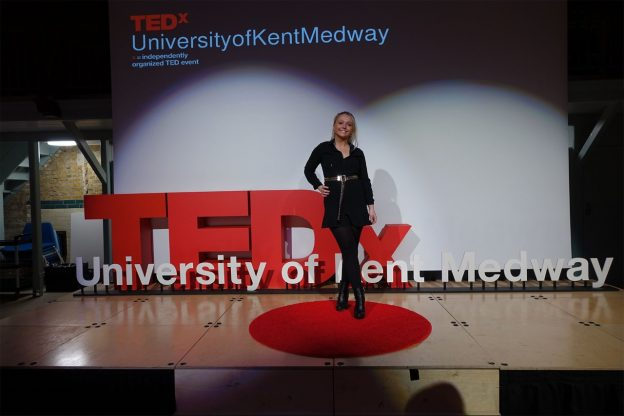 Tedx at Medway campus