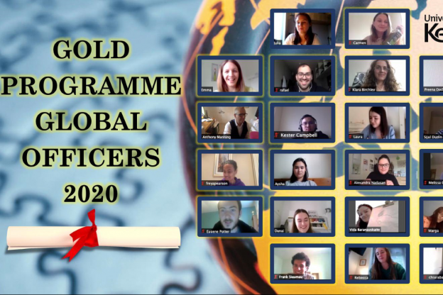 Gold Programme Gloabal Officers 2020