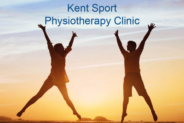 Kent Sport Physiotherapy Clinic - a shadow of a man and woman jumping in the air