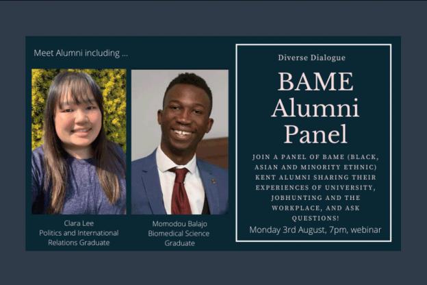 BAME alumni panel