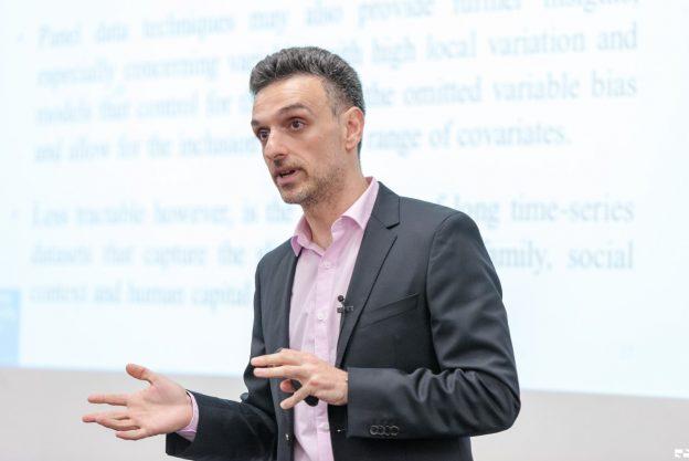 Professor George Saridakis