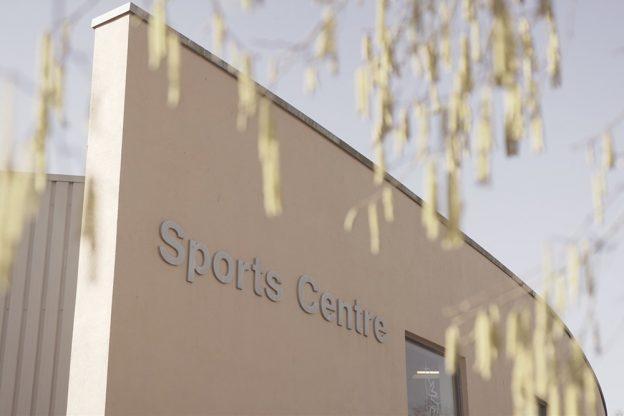 Kent Sport Centre building