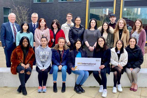 Global Officers Leadership Development (GOLD) Programme Students