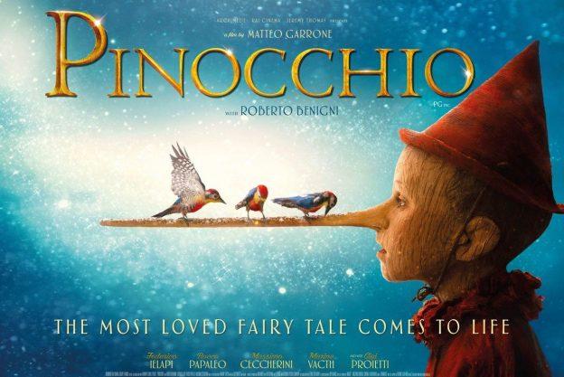 Pinocchio film image