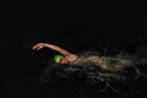 Vicky Annis, cross Channel swim
