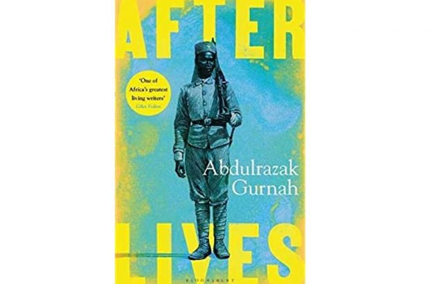 Afterlives book cover