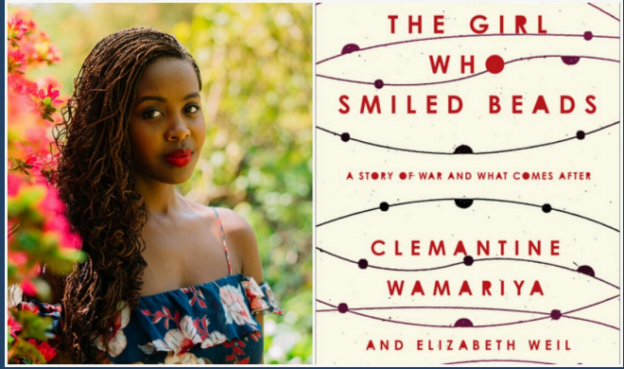 The Girl Who Smiles Beads by Clemantine Wamariya