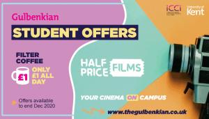 Gulbenkian student offers