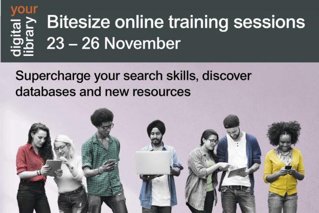 Library bitesize sessions