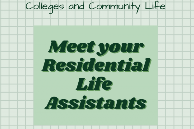 Meet your residential life officers