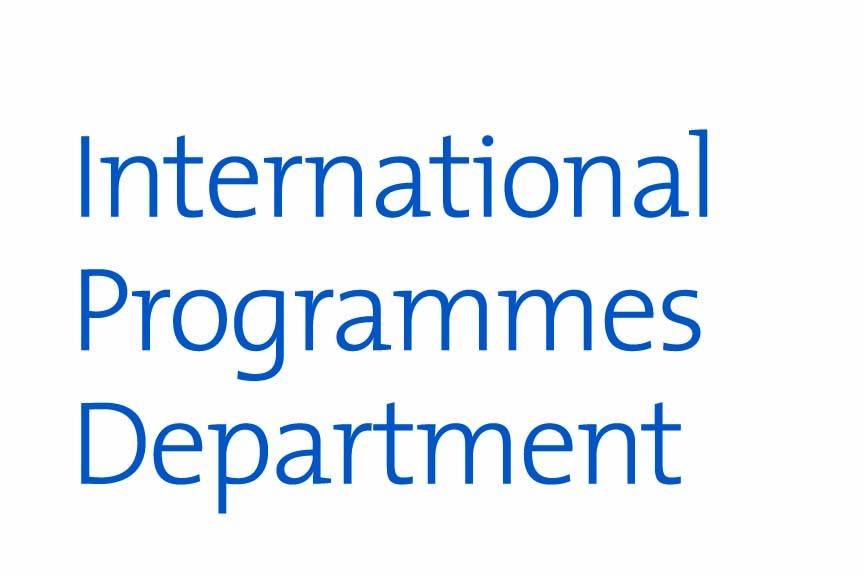 International Programmes Department logo