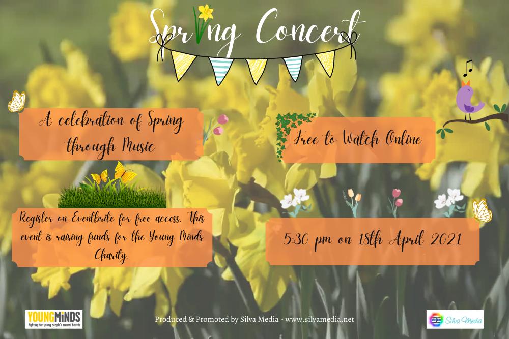 Spring concert 18 April