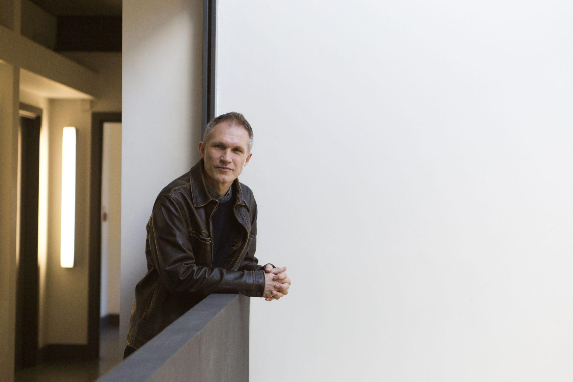 Murray Smith, University of Kent by Rob Greshoff