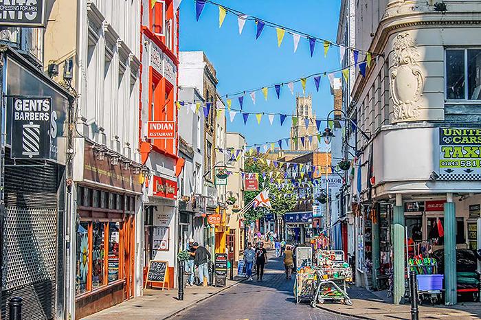 Ramsgate high street