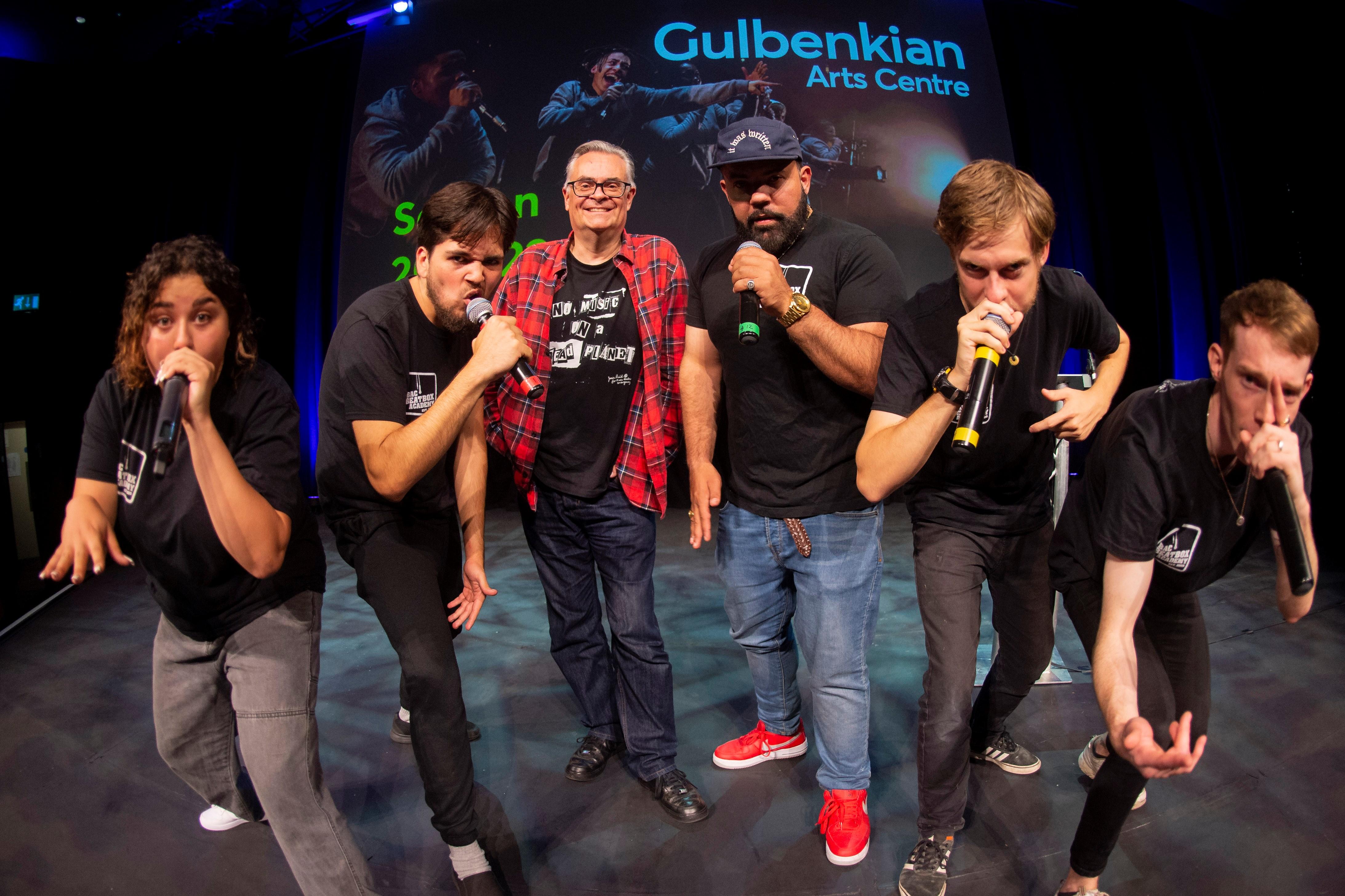 Gulbenkian season launch