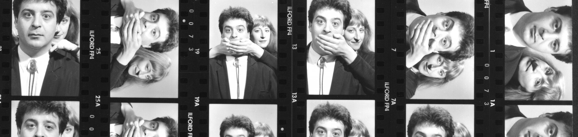 British Stand-Up Comedy Archive